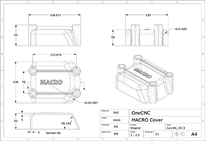 CAD Software OneCNC