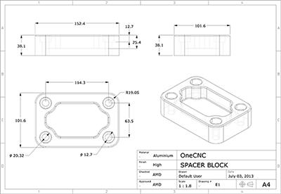 CAD/CAM CNC | Mill CAD/CAM | OneCNC CAD/CAM Software